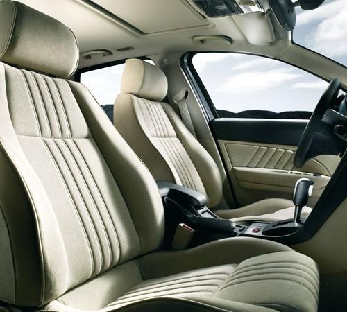 Czyszczenie wnętrza samochodów