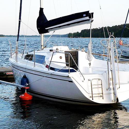 Boat Detailing - mycie, czyszczenie łodzi