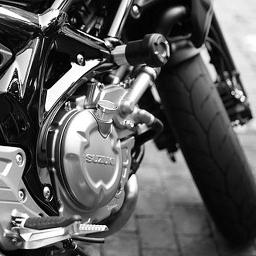 Mycie motocykli i skuterów