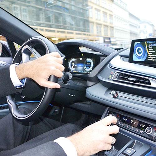 Nanoochrona wnętrza samochodu